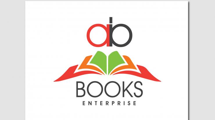 Logo Design- AB BOOKS